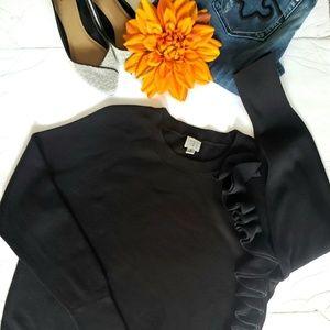 A New Way Black Sweater